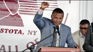"FELIX ""TITO"" TRINIDAD Emotional Boxing Hall of Fame Speech *RAW & UNCUT*"