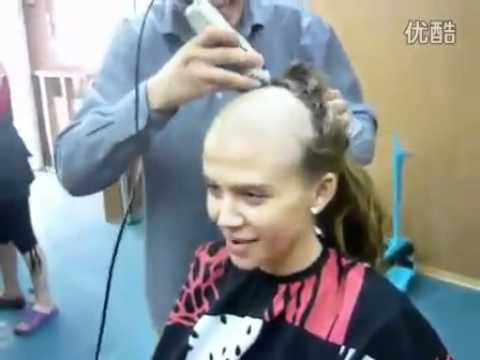 Female Headshave Free MP4 Video Download - MP3ster Page 1