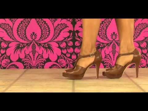 BCBGirls Bery Heel in Amber