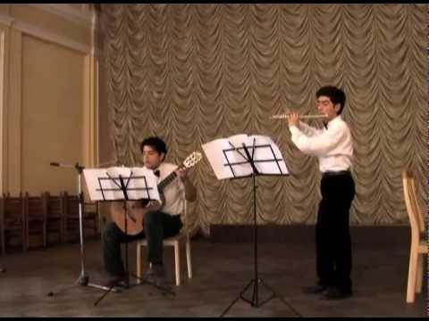 Mauro Giuliani: Serenade op. 127, Maestoso