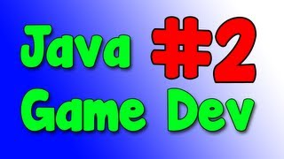 Java Game Development #2 - Creating our JFrame