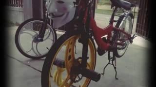 Basikal kacip bukit tiram FLY