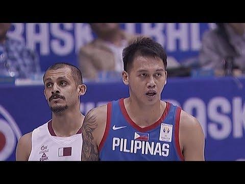 "JP Erram with the ""bastos jam""! | FIBA World Cup 2019 Asian Qualifiers"