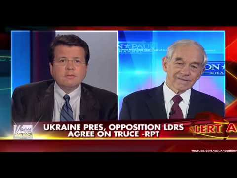 Ron Paul: The Farther We Stay Away From Ukraine 'The Better'