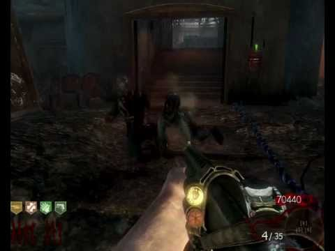 Пасхалка в зомби режиме Black Ops