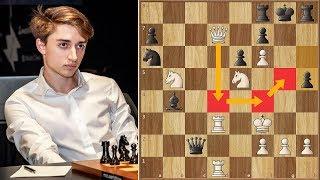 Carlsen's Second vs Carlsen's Nemesis || Dubov vs Giri || FIDE Grand Prix (2019)
