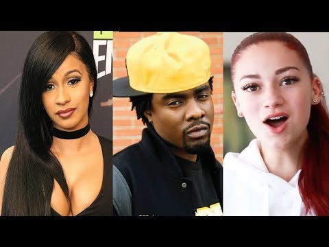 Wale Jokes on Atlantic Records for Signing Artist Like Cardi B Bhad Bhabie & Possibly 52 Savage
