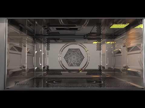 Tornado встраиваемая техника для кухни_видеоролик