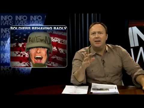 Alex Jones | US Soldiers | Iraq War Crimes