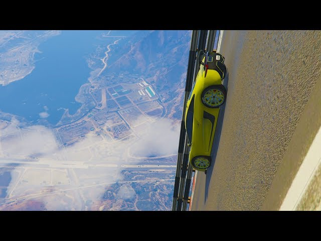 INCREDIBLE ! TOTALLY IN PICADO !! - CARTA GTA V ONLINE - GTA 5 ONLINE