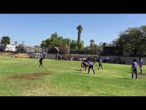 San Diego Academy Cavaliers Football - SDA (27) vs GAA (12) - 10/21/2014