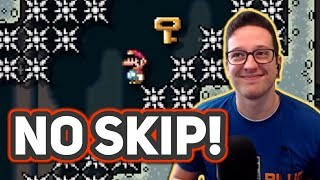 HOW AM I SUPPOSED TO MAKE THIS JUMP?! | Super Expert No Skip [#7]