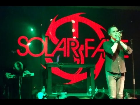 "Solar Fake - ""Observer"" (live in Moscow 2016)"