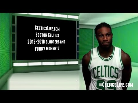 Boston Celtics Bloopers and Funny Moments: 2015-2016 Season