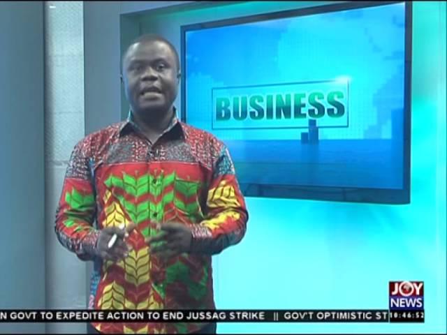 Wake of floods - News Desk on Joy News (25-5-16)