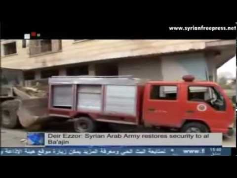 Syria News 6/1/2014, WHO hailed the Syria's Health Ministry for polio vaccination campaigns