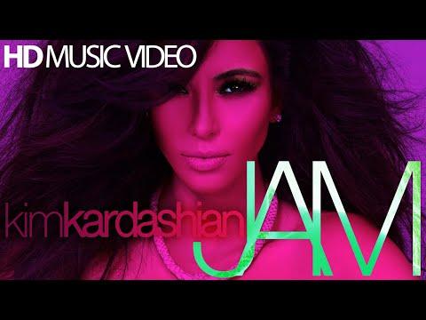 Kim Kardashian - Jam (turn It Up) [extended Music Video] video