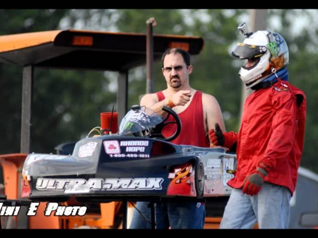 Mini E Raceway 2011 Gokart Track Memories