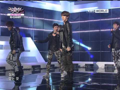 [music Bank K-chart] Exo-k - Mama (2012.04.13) video