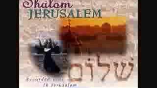 Shalom Jerusalem Hosanna! Music HM066 Paul Wilbur