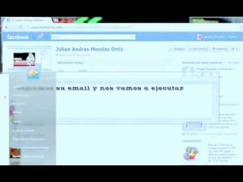 robar contraseñas sin programas de facebook