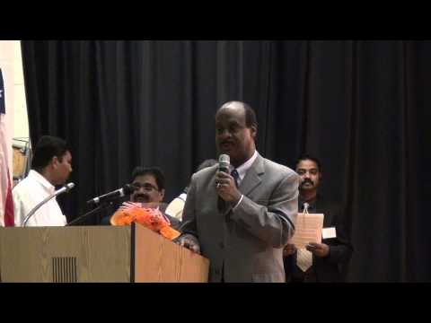 MTA Annual Day 2013 - Guest Introduction And Speech