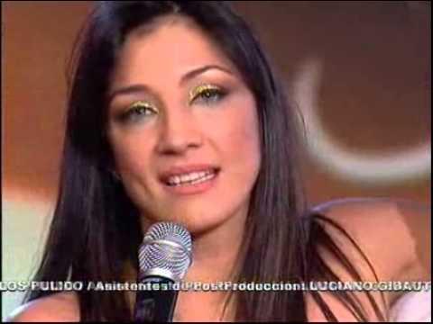 Showmatch 2008 - Eunice Castro, la segunda eliminada