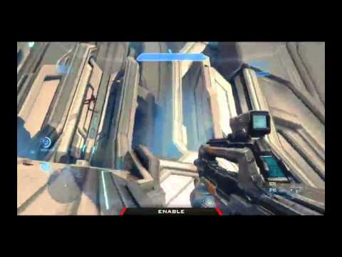 MLG Dallas 2012 1st Halo 4 FFA Win - Naded