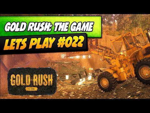 DIE 2 ANLAGEN TECHNIK! #022 | Gold Rush: The Game | Karvon