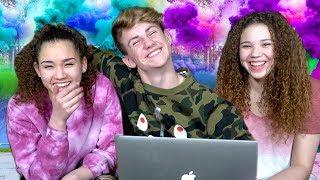 MattyBRaps Reacts: COLORS (Haschak Sisters) + BIG ANNOUNCEMENT