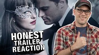 50 Shades Darker (Honest) Trailer Reaction (Spoilers)