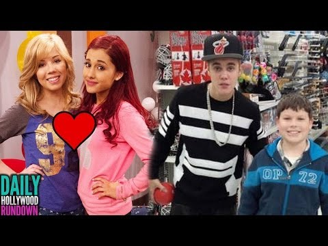 Justin Bieber Terrorizes a Walmart! Ariana Grande Speaks Out About 'Sam & Cat' Rumors (DHR)