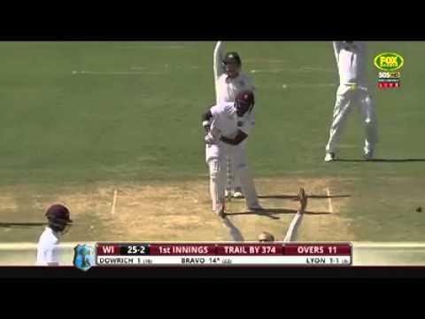 Brad Haddin's bizarre catch | AUS vs WI 2015
