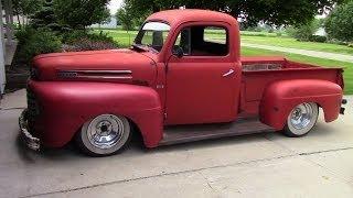 1949 Ford F-1 Rat Rod Truck