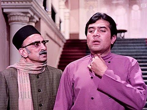 Rajesh Khanna Is Bankrupt - Haathi Mere Saathi