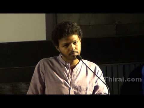 Actor Laguparan speech at Oruvar Meethu Iruvar Sainthu Press...