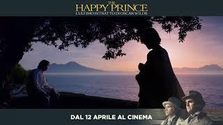 Colin Morgan in The Happy  Prince -Bosie is smoking