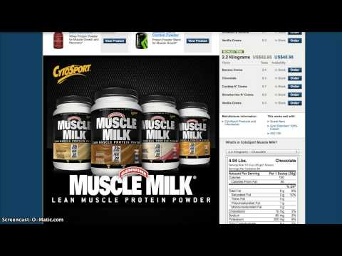 Muscle Milk Protein Powder Review By A Qualified Fitness Instructor