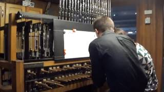 In The Mood, performed on the carillon in Mechelen, Belgium