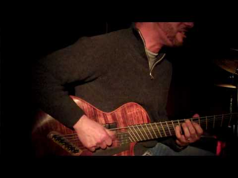 Charlie Hunter with Eric Kalb, Alan Ferber&Curtis Fowlkes Live @ Rose 1-19-10.MP4