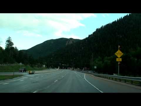 US24 East, Ute Pass, Colorado Springs, CO