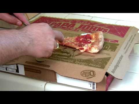 PIZZA TASTE TEST