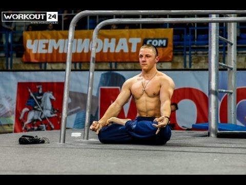 Офигенное выступление на Кубке наций по Workout!