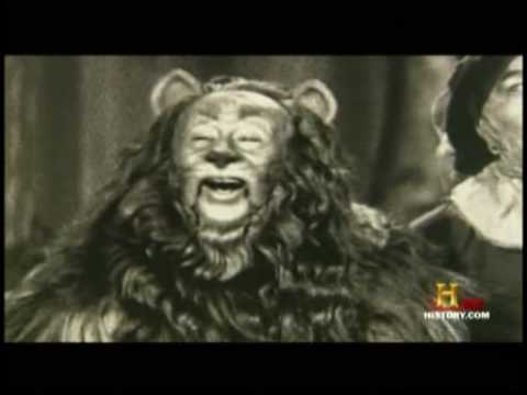 Wizard of Oz Cowardly Lion Costume