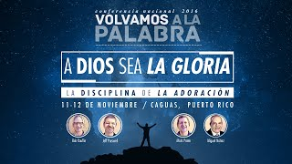 A Dios sea la gloria Promo