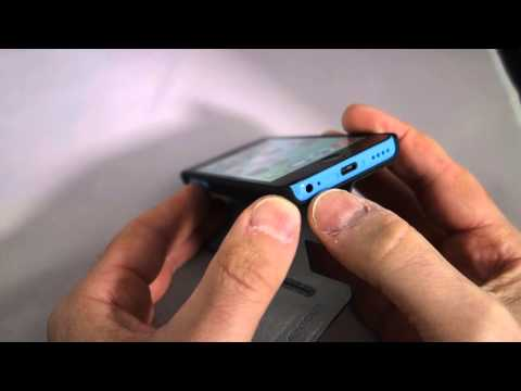 Element Case Soft-Tec Wallet for iPhone 5C