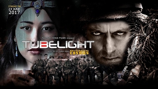 Tubelight Movie Trailer 2017 HD  Salman khan , Zhu Zhu, Katrina kaif, Irfan Khan , Kabir FanMade