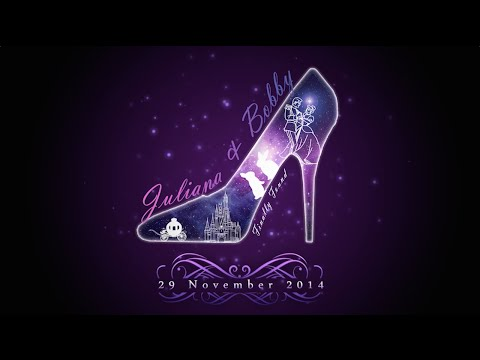 Juliana and Bobby Save-the-Date Wedding Video - The Cinderella Story Begins