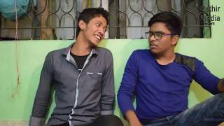 Dangerous Best Friend ll Bangla New Funny video ll new comedy video by osthir media