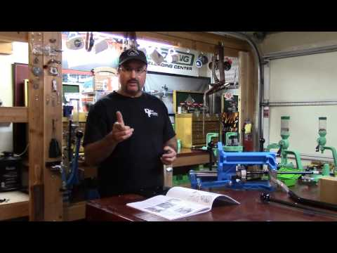 WBR. Video 160. Dillon XL650 Mounting Considerations for